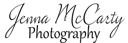 Jenna McCarty Photography Blog